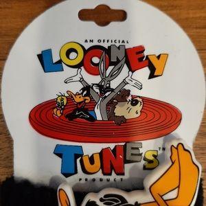Warner Bros. Accessories - NWT Looney Tunes 1994 Bugs Bunny hair Vintage 90s